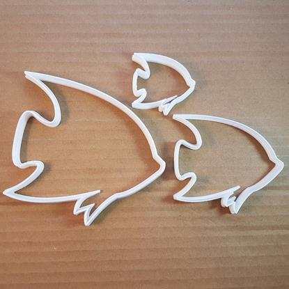Picture of Angel Fish Dory Animal Water Shape Cookie Cutter Biscuit Pastry Fondant Sharp