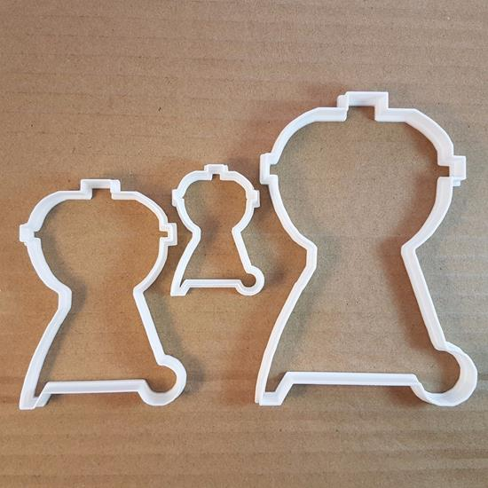 Picture of BBQ Grille Food Summer Shape Cookie Cutter Dough Biscuit Pastry Fondant Sharp