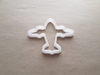 Plane Bomber Jet Fighter Shape Cookie Cutter Dough Biscuit Pastry Fondant Sharp Stencil Airplane Aeroplane Vehicle