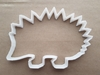 Hedgehog Animal Shrew Shape Cookie Cutter Dough Biscuit Pastry Fondant Sharp Stencil Mammal