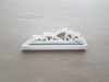 Sydney Opera House Shape Cookie Cutter Dough Biscuit Pastry Fondant Sharp Stencil Australia Australian Building Landmark