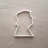 President Trump Profile People Shape Cookie Cutter Dough Biscuit Fondant Sharp Stencil President America USA United States of America Head