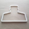 Kim Jong Il Profile People Shape Cookie Cutter Dough Biscuit Pastry Fondant Sharp Stencil Funny Famous Person