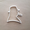 Winston Churchill Profile People Shape Cookie Cutter Dough Biscuit Fondant Sharp Stencil Prime Minister British Famous United Kingdom