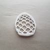 Dragon Egg Pine Cone Shape Cookie Cutter Dough Biscuit Pastry Fondant Sharp Stencil Animal Mythical Creature Pinecone Tree