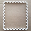 Stamp Postage Package Mail Shape Cookie Cutter Dough Biscuit Fondant Sharp Stencil Postal Post Mail Envelope Letter