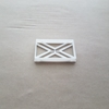 Scottish Flag Country Shape Cookie Cutter Dough Biscuit Pastry Fondant Sharp Stencil Scotland National