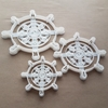 Buddhism Dharma Wheel Religious Shape Cookie Cutter Dough Biscuit Fondant Sharp Stencil Symbol Icon Buddhist