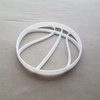 Basket Ball Sport Play Shape Cookie Cutter Dough Biscuit Pastry Fondant Sharp Stencil Basketball Game
