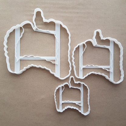 Intestine Human Body Anatomy Shape Cookie Cutter Dough Biscuit Fondant Sharp Organ Part Stencil Medical Science Small Large