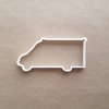 Ambulance 999 Emergency Paramedic Shape Cookie Cutter Dough Biscuit Fondant Sharp Stencil 911 Truck Services Doctor Medical Van