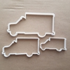 Ambulance Emergency Van Shape Cookie Cutter Dough Biscuit Pastry Fondant Sharp Stencil Services Car Truck Doctor Paramedic 911