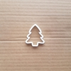 Tree Christmas Decorate Shape Cookie Cutter Dough Biscuit Pastry Fondant Sharp Stencil Xmas Plant Fir