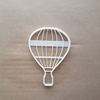 Hot Air Balloon Basket Shape Cookie Cutter Dough Biscuit Pastry Fondant Sharp Stencil Beach Vehicle