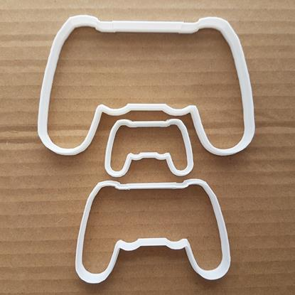 Video Game Pad Controller Cookie Cutter Biscuit Pastry Xbox Playstation Shape Stencil Console Fondant Dough