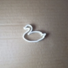 Swan Duck Bird Goose Shape Cookie Cutter Animal Biscuit Pastry Fondant Sharp Geese Stencil Easter