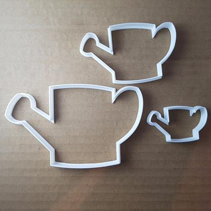 Watering Can Gardening Tool Shape Cookie Cutter Biscuit Pastry Fondant Sharp Stencil Dough Garden Water Plants Plant Greenhouse