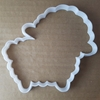 Lamb Sheep Farm Animal Shape Cookie Cutter Dough Biscuit Pastry Fondant Sharp Stencil Goat Mountain Farmyard