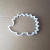 Hedgehog Shrew Animal Shape Cookie Cutter Dough Biscuit Pastry Fondant Sharp Stencil Autumn Hedge Hog