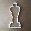 Oscar Award Reward Queen Shape Cookie Cutter Dough Biscuit Pastry Fondant Sharp Stencil Prize Winner