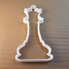 Chess Queen Female Piece Shape Cookie Cutter Dough Biscuit Pastry Fondant Sharp Stencil Game