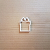 Present Gift Christmas Xmas Birthday Cookie Cutter Shape Pastry Dough Biscuit Stencil Fondant Sharp