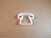 Telephone Retro Phone Shape Cookie Cutter Dough Biscuit Pastry Fondant Sharp Classic Stencil Receiver