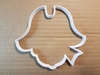 Pirate Captain Sea Shape Cookie Cutter Dough Biscuit Pastry Fondant Sharp Stencil Sea Beach Ocean Sea Side Seaside Ship