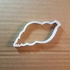 Shell Ocean Creature Shape Cookie Cutter Dough Biscuit Pastry Fondant Sharp Stencil Beach Seaside Sea Side Marine