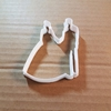 Bride Groom Wedding Dress Shape Cookie Cutter Dough Biscuit Pastry Stencil Fondant Sharp