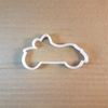 Motorbike Tourer Vintage Shape Cookie Cutter Dough Biscuit Pastry Fondant Sharp Stencil Motor Bike Side Car Sidecar Vehicle Motorcycle Cycle