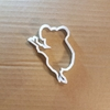 Koala Bear Tree Climbing Shape Cookie Cutter Animal Biscuit Pastry Fondant Sharp Stencil Marsupial Australia Australian
