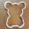 Koala Bear Cub Animal Shape Cookie Cutter Dough Biscuit Pastry Fondant Sharp Mammal Stencil Panda Jungle