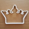Crown King Royal Monarch Shape Cookie Cutter Dough Biscuit Pastry Fondant Sharp Stencil Queen Tiara Princess Jewel Gems