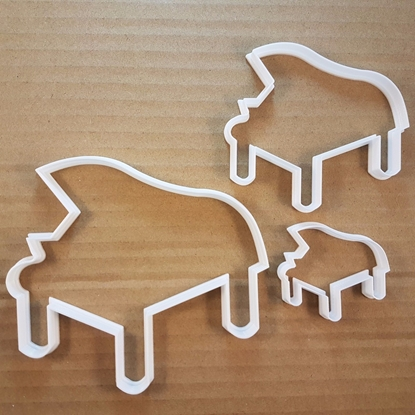 Piano Instrument Grand Shape Cookie Cutter Dough Biscuit Pastry Fondant Sharp Musical Music Baby Stencil