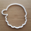 Picture of Santa Christmas Hat Beard Shape Cookie Cutter Dough Biscuit Pastry Fondant Sharp Stencil Xmas Head Claus Father