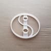 Yin Yang Chinese Ching Shape Cookie Cutter Dough Biscuit Pastry Fondant Sharp Stencil Light Dark Chinese