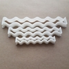 Wavy Line Zig Zag Ripple Shape Cookie Cutter Dough Biscuit Pastry Fondant Sharp Stencil Waves Curves Curvy