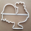 Chicken Cockerel Farm Shape Cookie Cutter Dough Biscuit Pastry Fondant Sharp Stencil Animal Rooster Bantam Easter