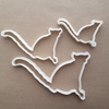 Lemur Madagascar Adult Shape Cookie Cutter Dough Biscuit Pastry Fondant Sharp Stencil Animal Mammal African