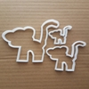 Monkey Shape Cookie Cutter Biscuit Dough Pastry Chimp Chimpanzee Jungle Animal Fondant Stencil Sharp Ape