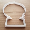 Globe World Earth Planet Shape Cookie Cutter Dough Biscuit Pastry Stencil Sharp Planet Toy School