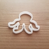 Octopus Sea Creature Fish Cookie Cutter Dough Biscuit Pastry Stencil Animal Fondant Sharp Ocean Beach Squid
