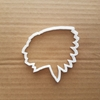 Chief Indian Native Tribe Shape Cookie Cutter Dough Biscuit Pastry Stencil Sharp American People Headwear