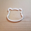 Hippo Hippopotamus Bear Shape Cookie Cutter Animal Biscuit Pastry Fondant Sharp Stencil Koala Panda Cuddly Toy