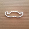 Mustache Cookie Cutter Moustache Biscuit Pastry Dough Movember Beard Dad Italian Fondant Stencil Sharp Shape Facial Hair Beard