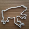Frog Amphibian Toad Pond Shape Cookie Cutter Dough Biscuit Pastry Fondant Sharp Stencil Animal Creature