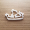 Boat Ship Pirate Yacht Shape Cookie Cutter Dough Biscuit Pastry Fondant Sharp Stencil Vehicle Beach Seaside Ocean Sea Side