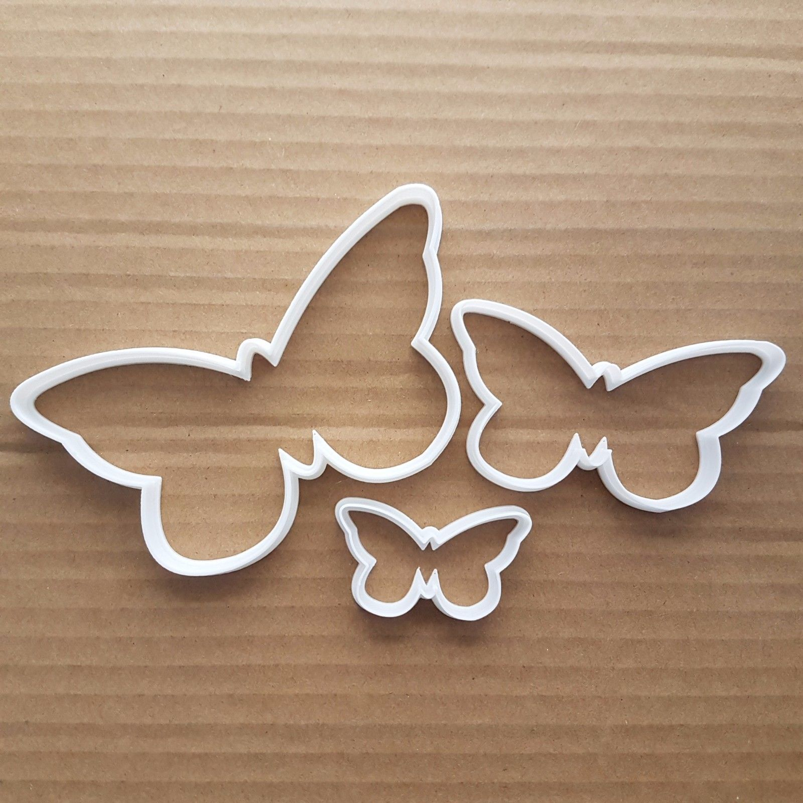 10CM Butterfly Cookie Cutter Biscuit Dough Icing Insect Animal Shap Biscuit Cake