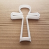 Ankh Egyptian Cross Life Shape Cookie Cutter Dough Biscuit Pastry Fondant Sharp Stencil